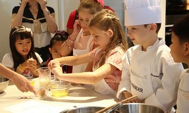 School Holiday Baking for Kids with Chef Roshini Dharmapala