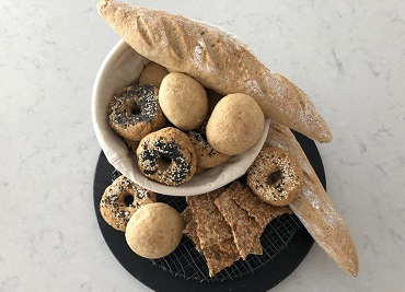 The Gluten-Free Bread Basket with One Degree Gluten Free